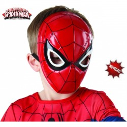 Mascara Spiderman Infantil